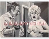 CARRY ON birthday card - ...