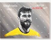 LFC CHRISTMAS CARD - Alis...