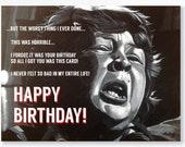 GOONIES birthday card - S...