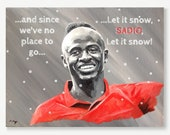LFC CHRISTMAS CARD - Sadi...