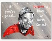 LFC CHRISTMAS CARD - Jurg...