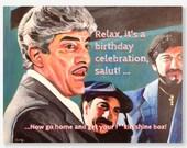 GOODFELLAS birthday card ...