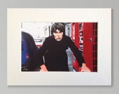 IAN BROWN wall art - prin...