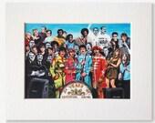 BEATLES wall art - Beatle...