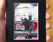 CATWOMAN fridge magnet - ...