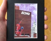 SPIDERMAN fridge magnet -...