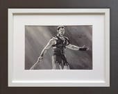 GLADIATOR wall art - gicl...