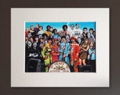SGT PEPPERS wall art - gi...