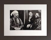 BLACKADDER wall art - gic...