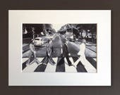 ABBEY ROAD wall art - gic...