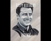 FRIENDS birthday card - J...