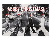 BEATLES Christmas card - ...