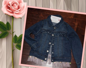 9c875663d203 Little girls jacket