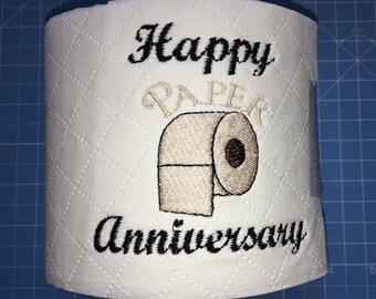 Paper anniversary | Etsy