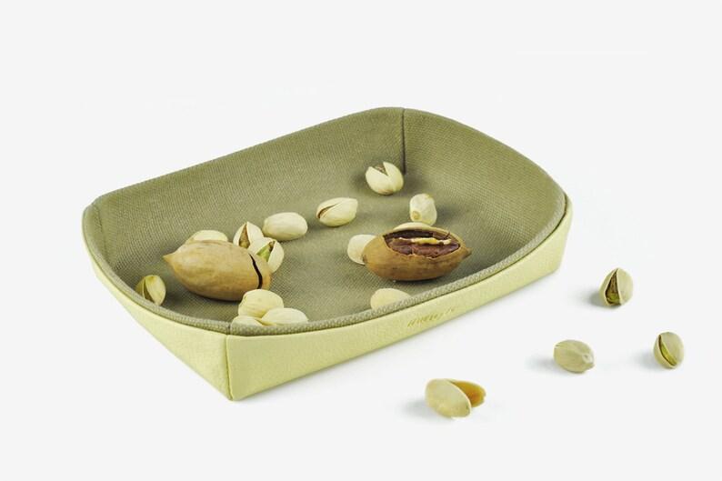 Desk Tray Key Tray Coin Tray Jewelry Tray Desk Organizer image 0