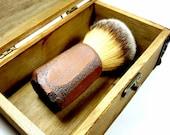 Wet Shave Brush / 26mm Ceramic Shaving Brush / Father's Day Gift