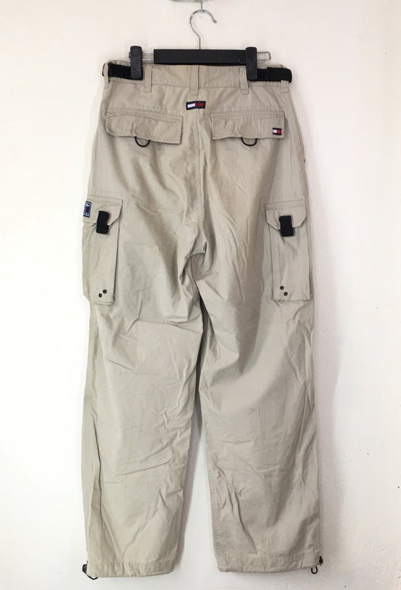 Rare Cargo Pants 90s Tommy Hilfiger Trunks Style q1UT1x