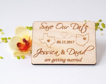 Save the date invitations, Save the date rustic, Save the date magnet, Wood save the date, Save the date magnet rustic, Wooden save the date