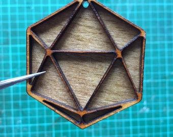 New: D20 Pendant