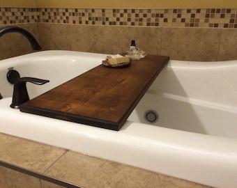 Custom-made Bathtub Caddy
