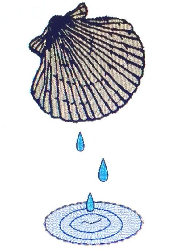 Image result for baptism shell