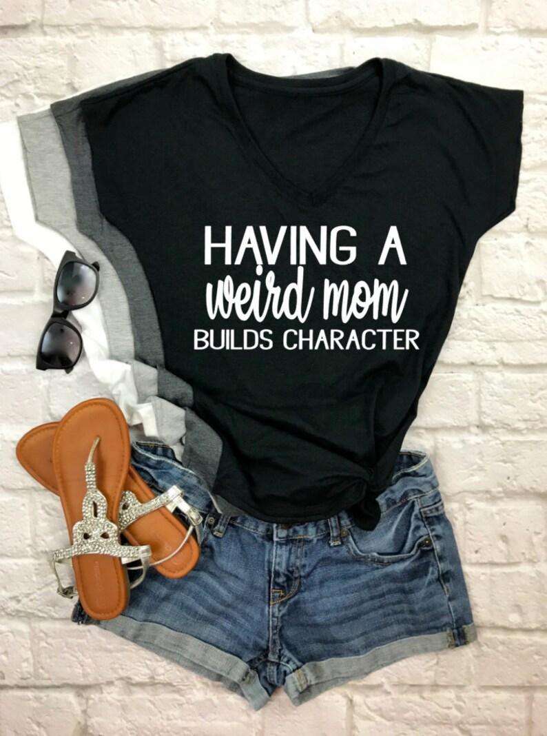 1d8168a3 Funny mom shirt funny tshirts with sayings funny mom tshirt | Etsy