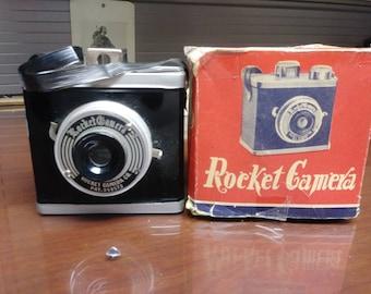 Rocket Camera : Testing a sprocket rocket camera fireside five