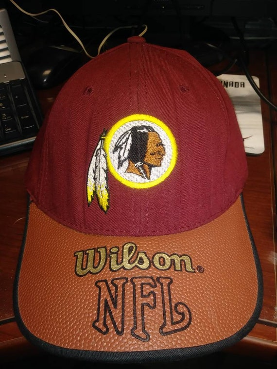 Native Wilson NFL Golf Cap Hat One size Dream catcher Wolf  b01347f9bf8