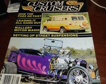 Custom Cruisers 1982 Magazine's no 1