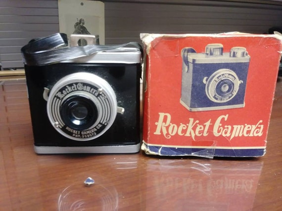 Rocket Camera : Rocket camera . with box etsy