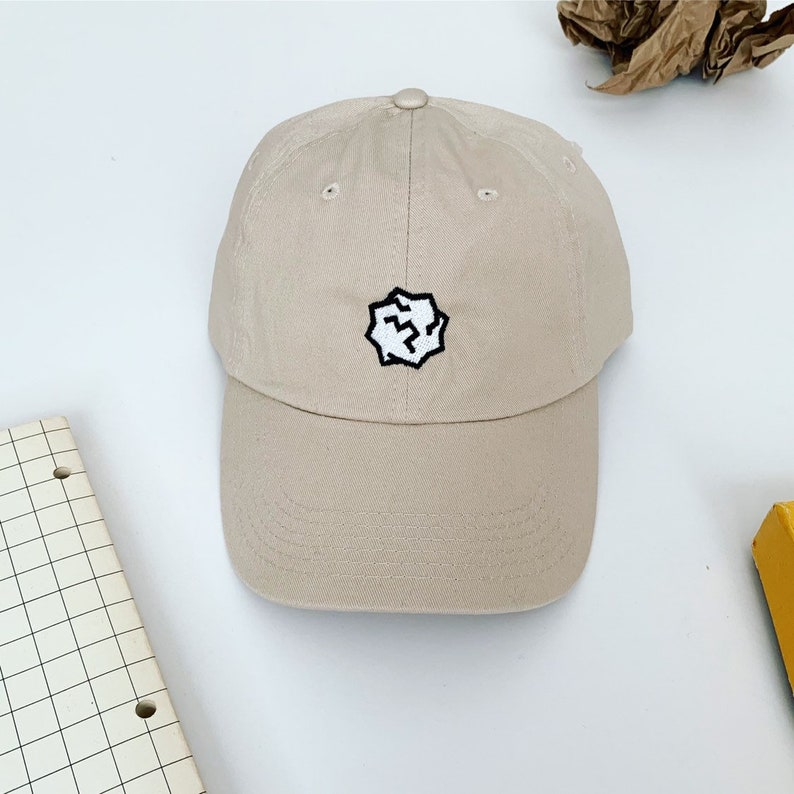 Cumpled Paper Bad Idea Garbage Hat image 0