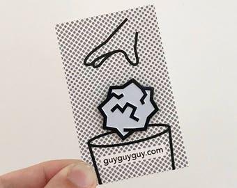 Rejected Pin Idea