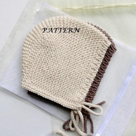 Muster Baby Mütze Baby Mütze Hand stricken Motorhaube