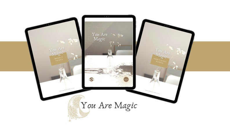 You Are Magic 2021 Dated Planner image 0