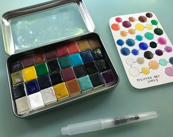 24 + watercolor kits