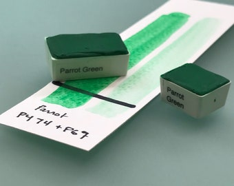 Green Paints