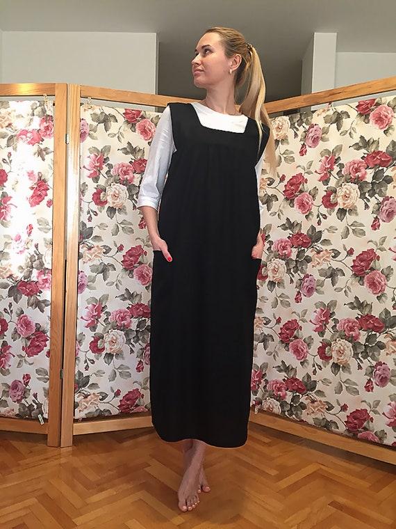 linen natural dresses linen apron apron linen apron womens apron large linen linen dress apron dress clothing womens apron womens 1ZaHw