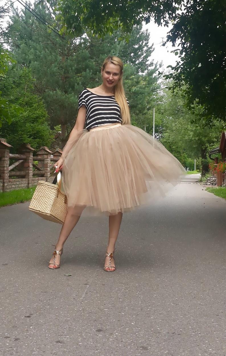 tulle skirt tulle skirt women women tutu tulle black tutu women skirt tulle tutu skirt tule skirt women tulle beige tulle women