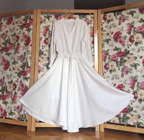 women plus linen white for dress white dress dress clothing evening dress woman linen linen dresses linen size long prom white womens 6ddUCqw