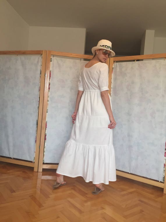 white clothing woman size dress summer long women plus dress woman clothing linen dress linen dress dresses linen white women tUqwF5S