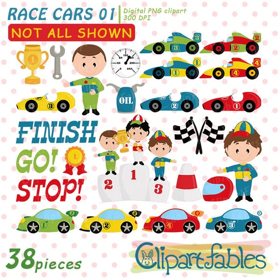 photo about Printable Race Cars identify Race auto clipart, Racing get together decoration, Game, Printable race motor vehicle clip artwork, Immediate down load, system 1 birthday, decor for boys