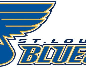 St. Louis Blues NHL Decal/Sticker