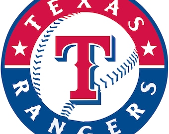 Texas Rangers  Decal/Sticker