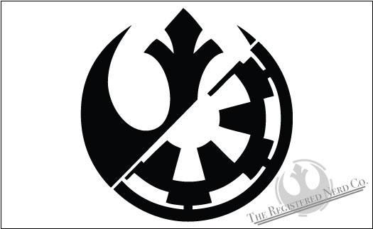 Star Wars Lanyard Bundle Rebel Alliance Galactic Empire and Bounty Hunter New