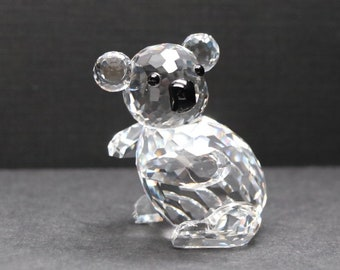 a0eb4a86d5e6 Swarovski RETIRED Koala Crystal Figurine