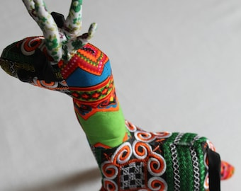 Oh Deer! Bright & Colourful stuffed toy Deer