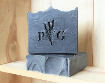 Charcoal & Tea Tree artisan soap