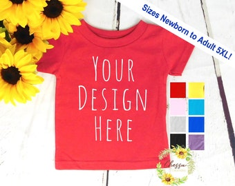 84f3e5150e3002 Custom Kids Shirt