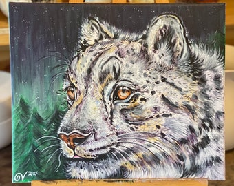 Look to the Stars - painting