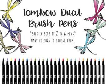 Brush pen etsy